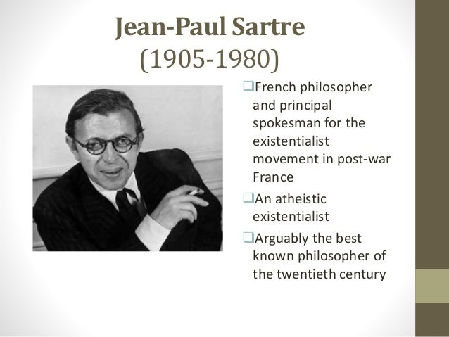 the early life and tribulations of jean paul sartre Jean-paul charles-aymard sartre was born on june 21, 1905, in paris, france his father, jean-baptiste sartre, was an officer in the french navy his.