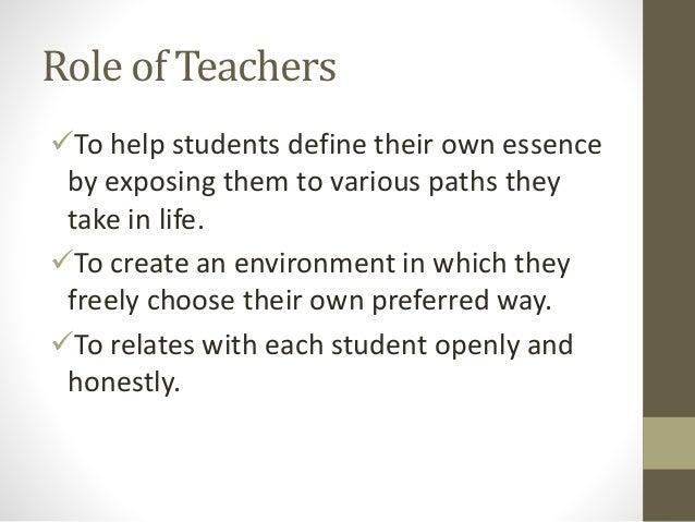 1. Relationship Between Teacher and Student Essay