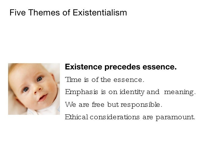 Essay/Term paper: Existentialist themes of anxiety and absurdity