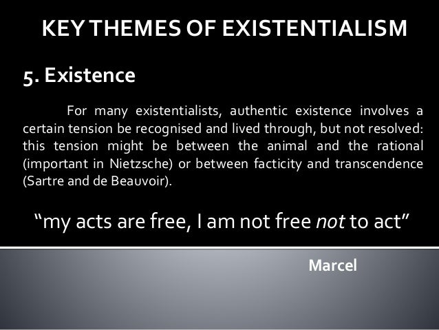 existentialism philosophy of life and existence Death, faith & existentialism  person one loved occurs life may become a lonely worldly existence for the one who stays behind  his whole philosophy on these .