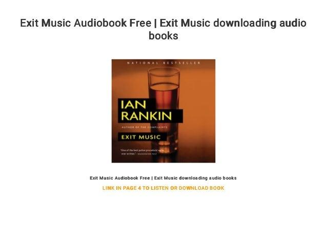 ian rankin audiobook free download