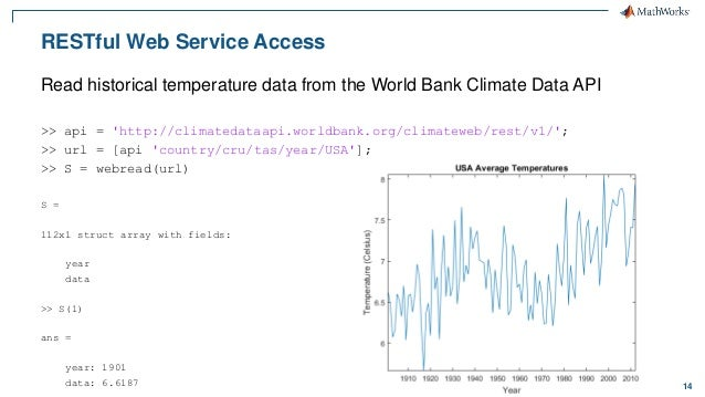 MATLAB and Scientific Data: New Features and Capabilities