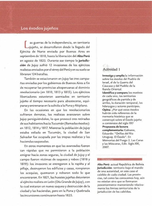 L     as guerras de la independencia,     en territorio         ~ujeño, se desarrollaron desde la llegada delEjército de N...