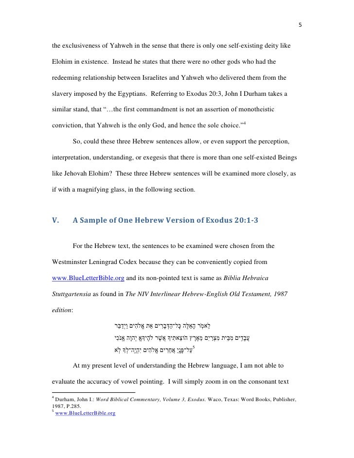 the book of exodus theology The book of exodus opens and closes with israel at  introduction to exodus israel in egypt  thanks to everyone who has donated to the theology of work project.