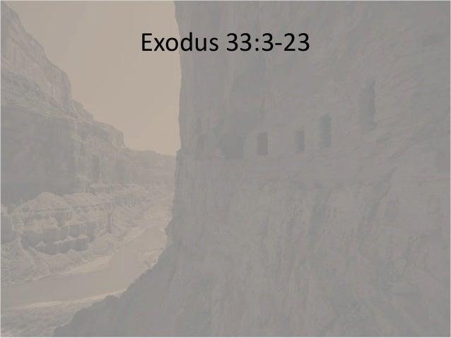 Exodus 337 The Tent Of Meeting ... & Exodus 33 the tent of meeting aliya bnei menashe the land israelu2026