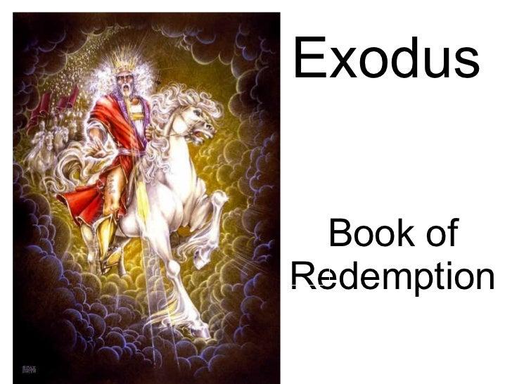 Exodus Book of Redemption