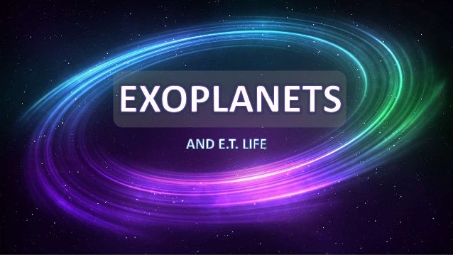 Exoplanets and Extraterrestrial Life