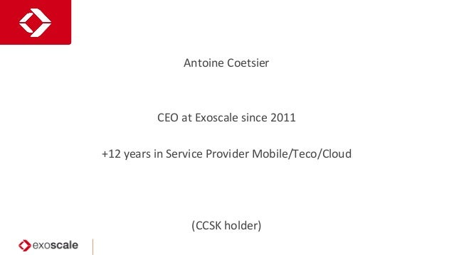 Can you trust the cloud provider? Slide 2