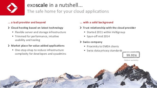 Can you trust the cloud provider? Slide 3