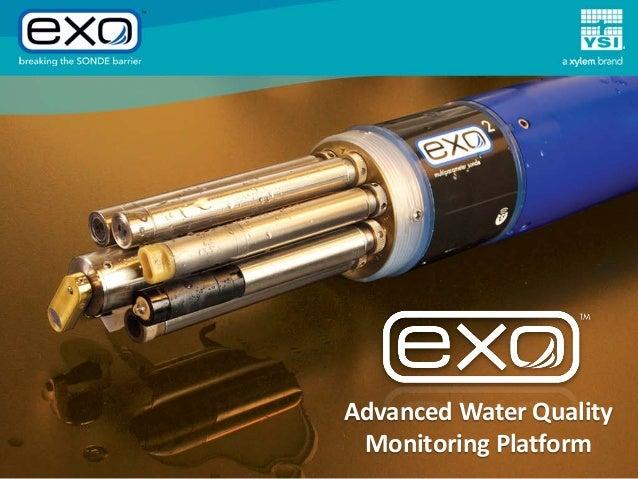 Advanced Water Quality Monitoring Platform