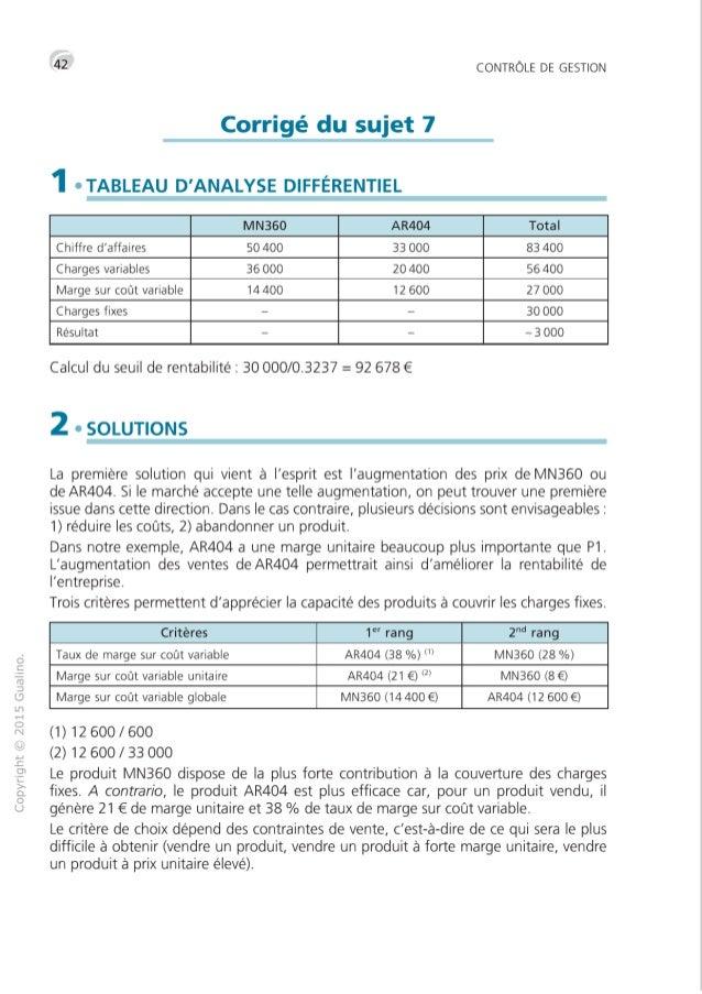 Exos lmd   contrôle de gestion 2015-2016