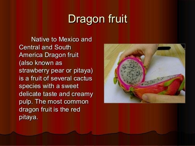 Exotic Fruits Dumitrana Imapa