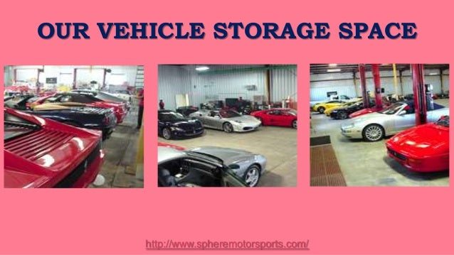 Exotic Car Storage In Houston Texas