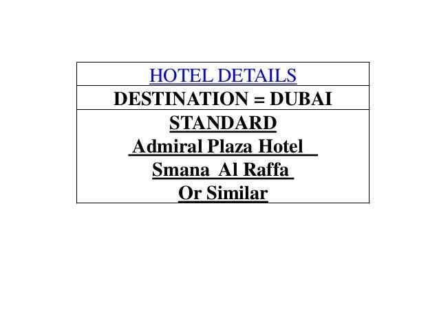 Exotic Dubai 04 Nights 05 Days