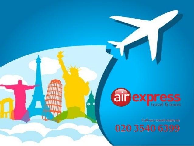 International Travel Planner In London
