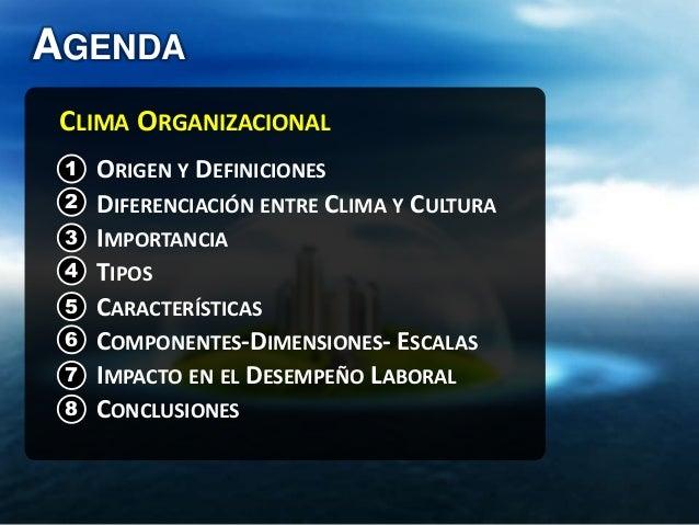 Clima Organizacional Slide 2