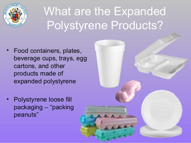 packaging materials 4 what are the expanded polystyrene