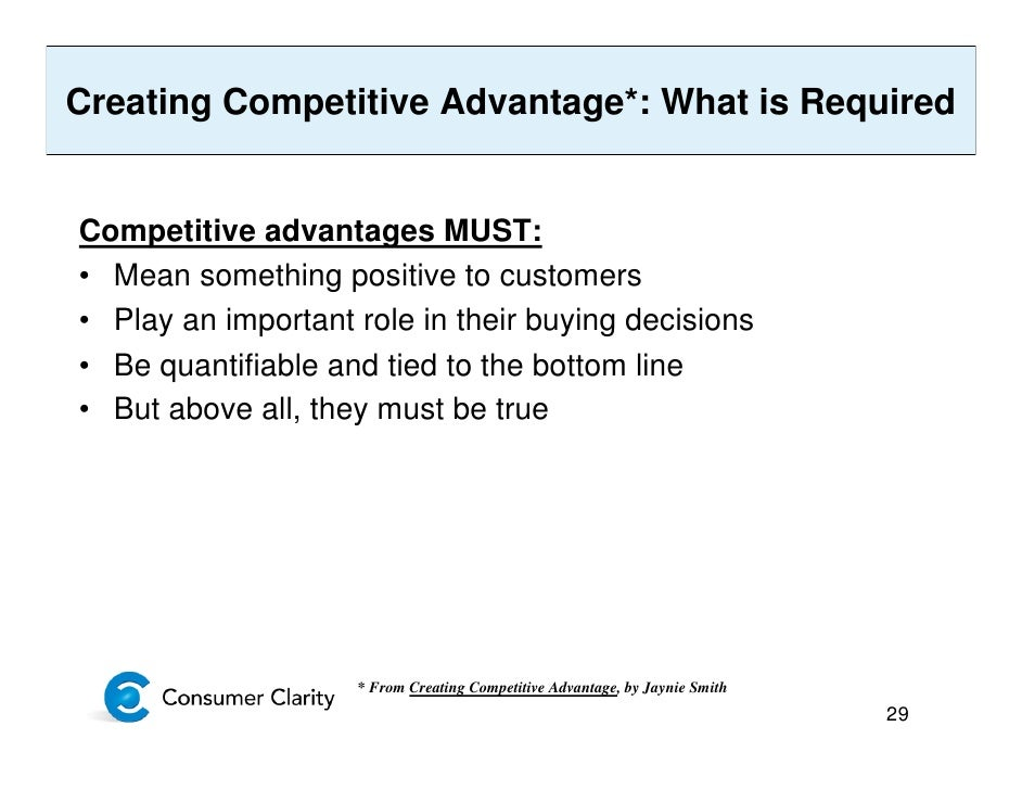 creating competitive advantage jaynie smith pdf