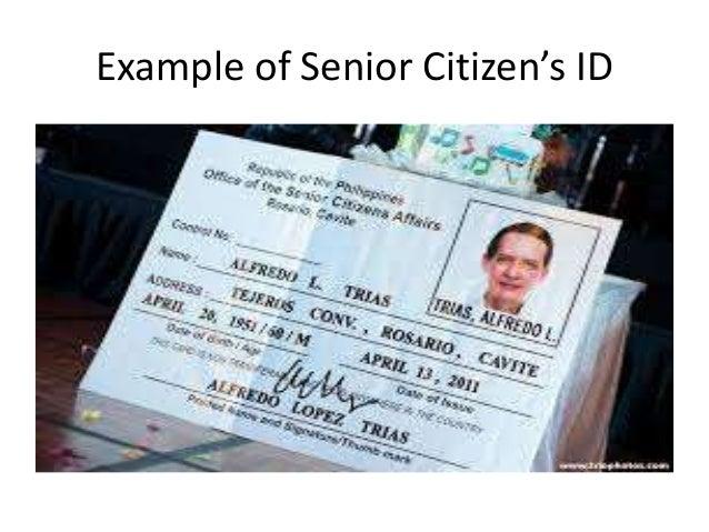 how to make senior citizen card in mumbai