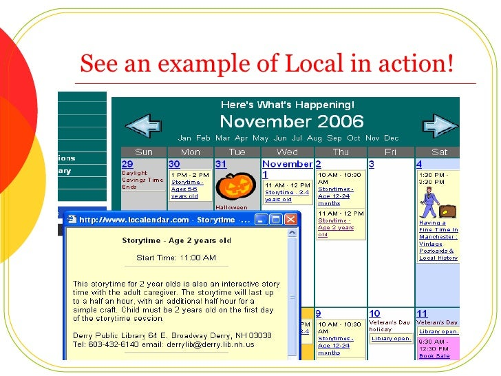 See an example of Local in action!