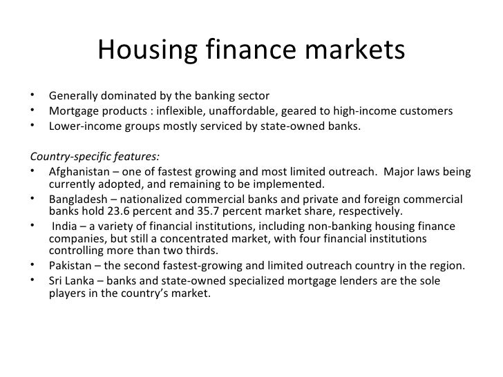 housing finance industry in bangladesh Pdf | bangladesh is one of the promising housing markets with  housing  financial institutions in the development of housing sector in.