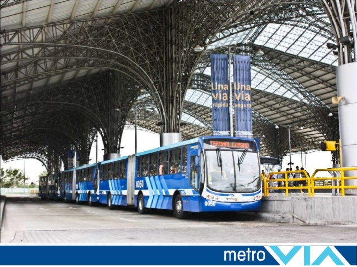 TRANSFORMING TRANSPORTATION          January 26 – 27,2012- Washington, DCEXPANDING THE METROVIA BRT AND FEEDER    SERVICE ...