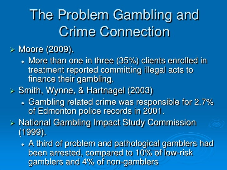 Interesting facts about pathological gambling refer a friend casino