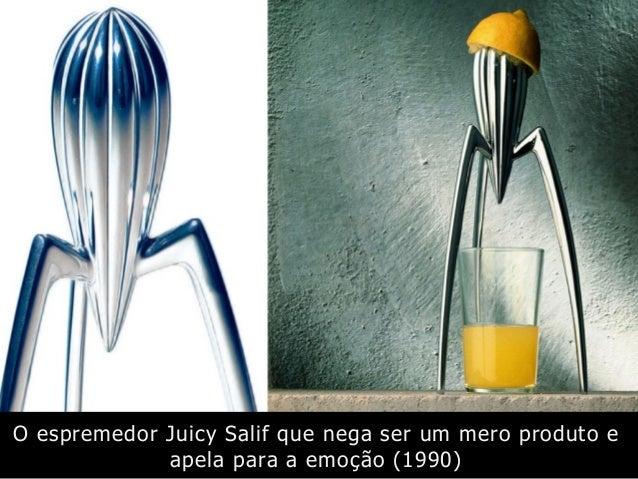 O espremedor Juicy Salif que nega ser um mero produto e apela para a emoção (1990)
