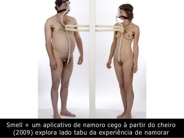 Smell + um aplicativo de namoro cego à partir do cheiro (2009) explora lado tabu da experiência de namorar