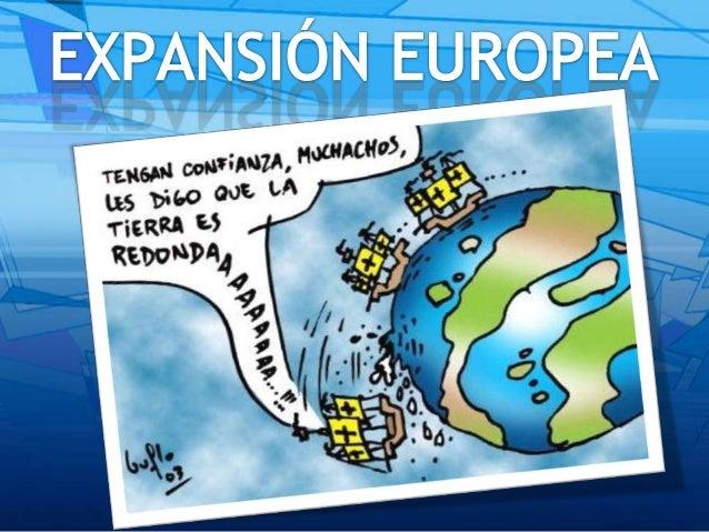 Expansión europea Slide 1