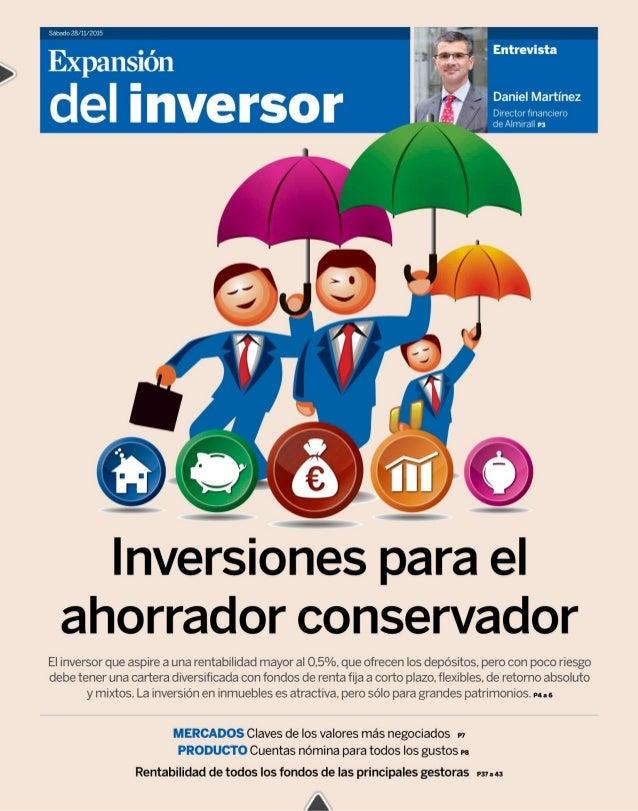 """SaDaGOES/ ll/ EOIS '.  ' t;  '  Expansión  i ' - Entrevista  U .  - ' .  , i s:  .  Daniel Martinez e N   r  ' . ' ' I"""" Di..."""