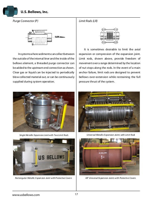 Expansion joint-catalog