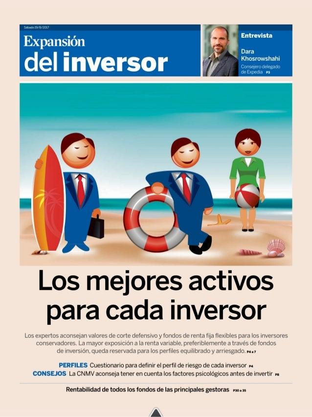Los mejores activos para cada inversor