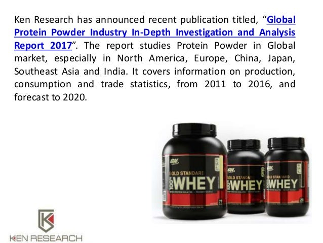 American Sports Nutrition Market Research North America Protein Powd