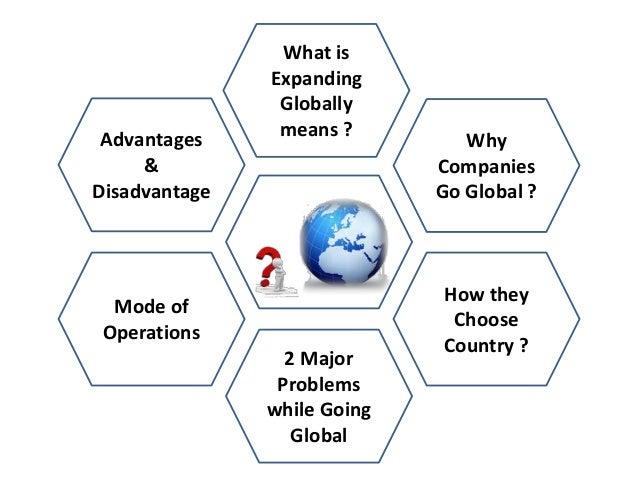 Nestle – International Strategy