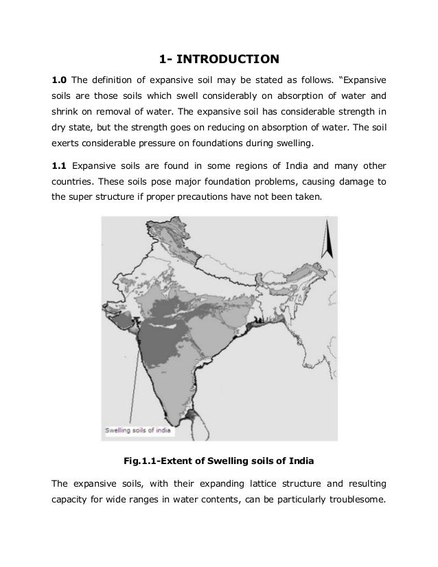 soil problems in india