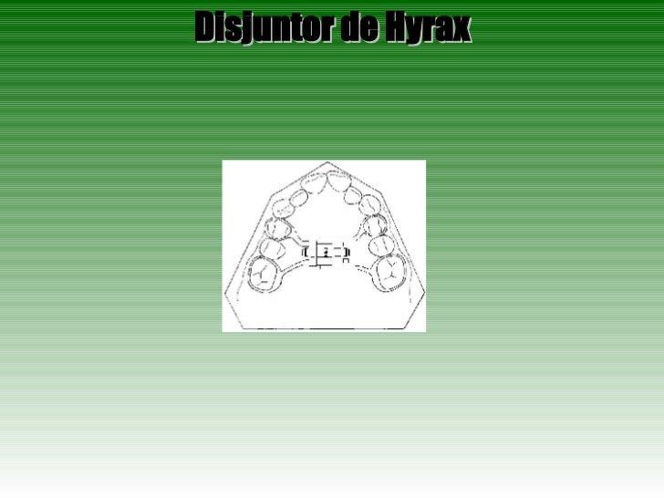 Disjuntor de Hyrax