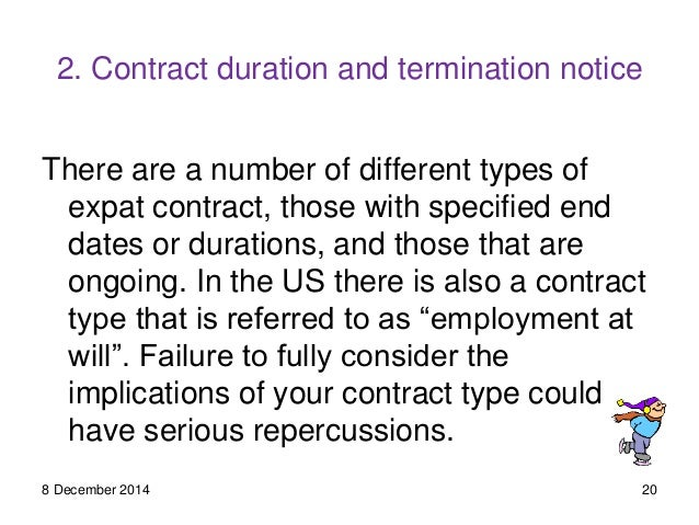 expatriate compensation package example
