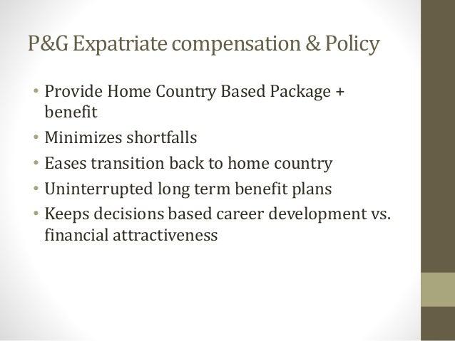 expatriate policy