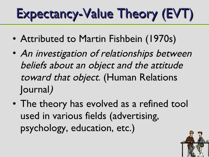 tenets of expectancy theory The expectancy theory of motivation provides an explanation as to why an individual chooses to act out a specific behavior as opposed to another this cognitive.
