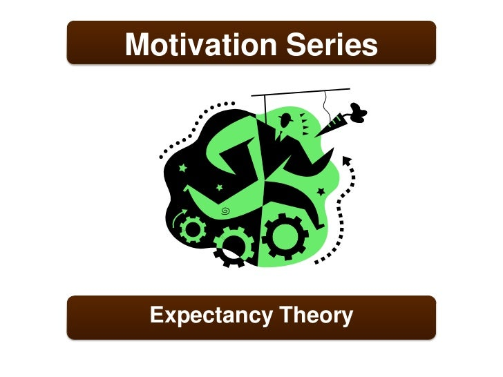 Motivation Series Expectancy Theory