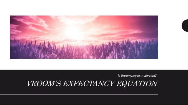 Motivational Level • Motivation = Expectancy x Instrumentality x Valence – M = E x I xV • Using the probabilities for expe...