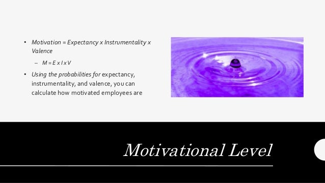 Source: Luneneburg, F.C. (2011) ExpectancyTheory of Motivation: Motivating by Altering Expectations. Retrieved From http:/...