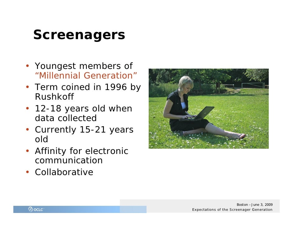 a report on interviews concerning generation differences This report provides a summary of the research done on the millennial generation since 2009 generational cohorts are just one way to categorize a group of people with similarities—in this case, the era in which individuals were born and when they came of age.