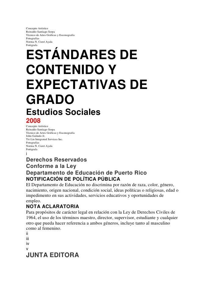 Concepto Artístico<br />Reinaldo Santiago Serpa<br />Técnico de Artes Gráficas y Escenografía<br />Fotografías<br />Norma ...