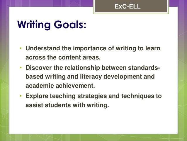 Academic writing across the disciplines