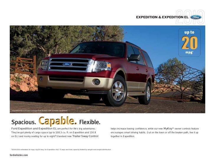 2010 Ford Expedition Laconia