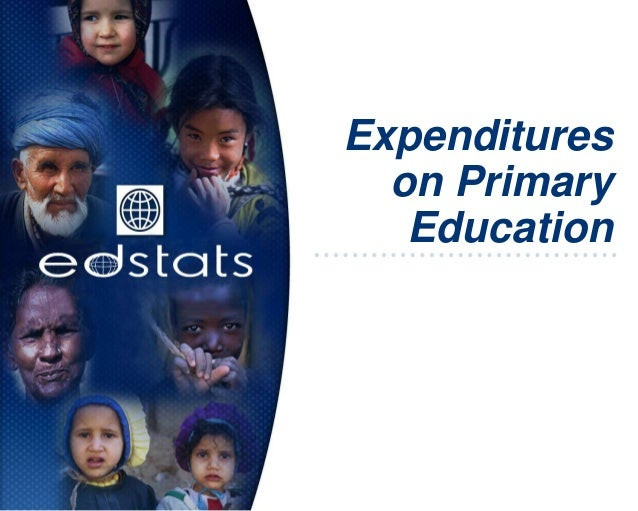 Expenditureson PrimaryEducation