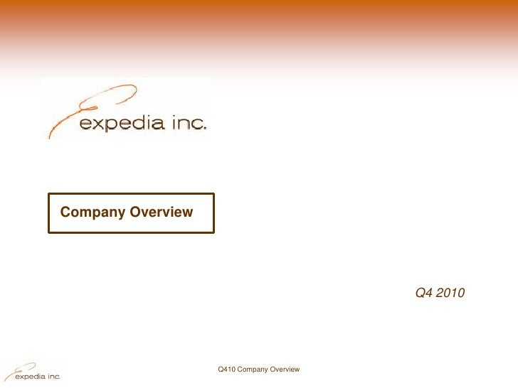 Company Overview                                           Q4 2010                   Q410 Company Overview