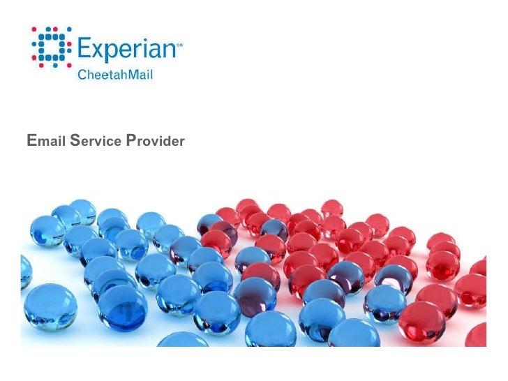 Experian Cheetah Mail
